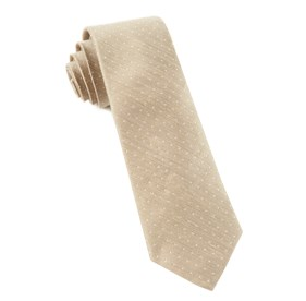 Champagne Destination Dots boys ties