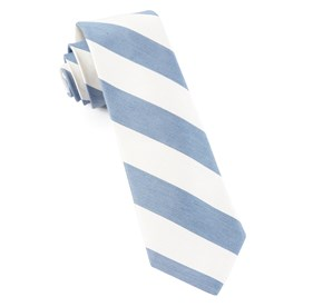 Rsvp Stripe White Ties