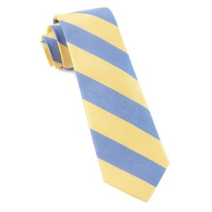 rsvp stripe yellow ties