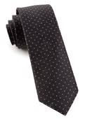 Ties - Rivington Dots - Black