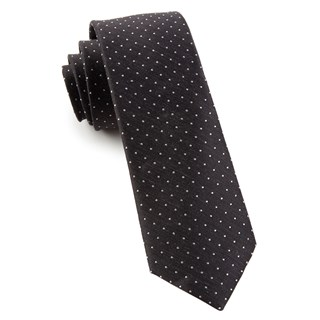 Rivington Dots Black Tie