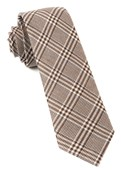 Ties - Columbus Plaid - Browns