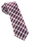 Ties - Polo Plaid - Red