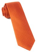Ties - Right Angle - Orange