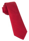 Ties - Right Angle - Red