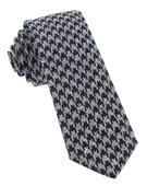 Ties - Houndstooth Thrill - Black