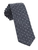 Ties - Knotted Dots - Navy