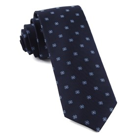 Light Blue Primrose Flowers ties