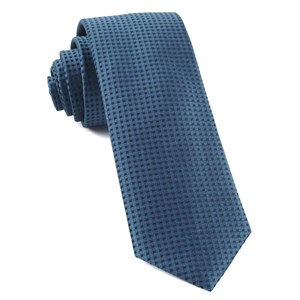 check mates teal ties