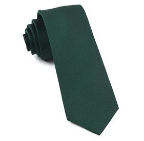 Hunter Grosgrain Solid boys ties