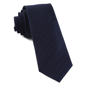 herringbone vow navy ties