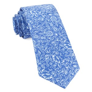 bracken blossom royal blue ties