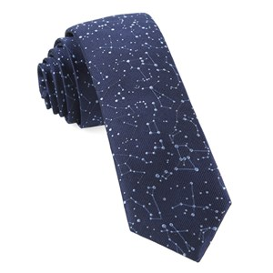 constellation space navy ties