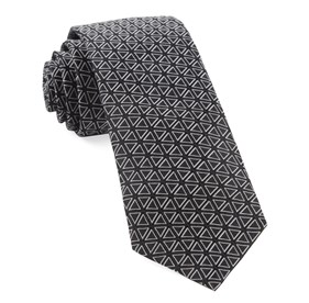Triad Black Ties