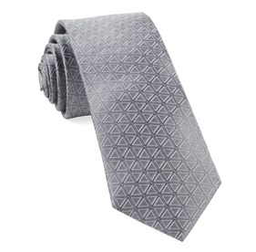 Silver Triad ties