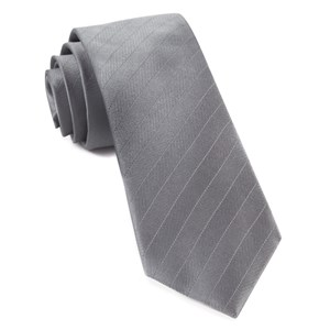 herringbone vow grey ties