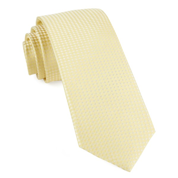 Butter Be Married Checks Tie