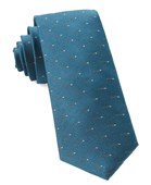 Ties - Arrow Zone - Green Teal