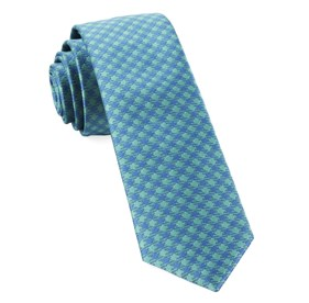 Aqua Commix Checks ties