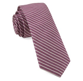 Pier Stripes Azalea Ties