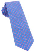 Ties - Major Star - Serene Blue