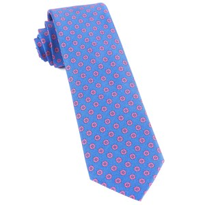 major star serene blue ties