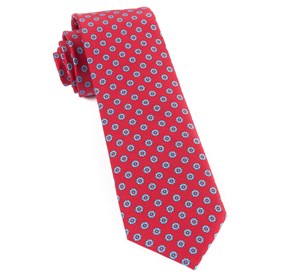 Apple Red Major Star ties