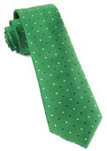 Ties - Jpl Dots - Clover Green