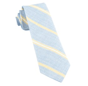 Sky Blue Spare Stripe ties