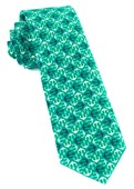 Ties - Voyage - Emerald Green