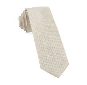 Light Champagne Opulent boys ties