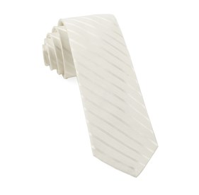 Ivory Aisle Runner Stripe ties