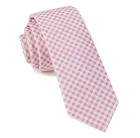 Pink Chance Checks ties