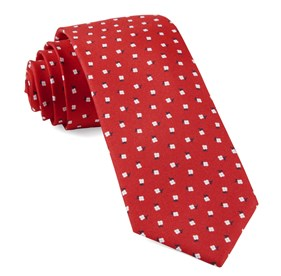 Apple Red Wonder Floral ties