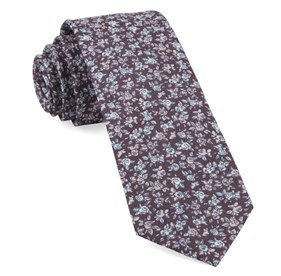 Black Cherry Bhldn Black Cherry Floral ties
