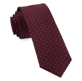 Black Cherry Bhldn Black Cherry Dot ties