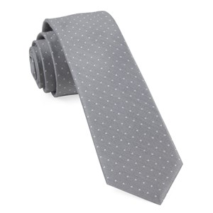 bhldn grey dot grey ties