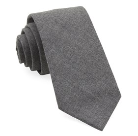 Grey Foundry Solid ties