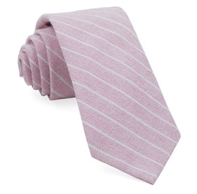 Washed Red Bondi Stripe ties