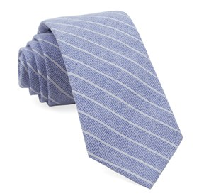 Blue Bondi Stripe ties