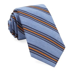 Light Blue Rangel Stripe ties