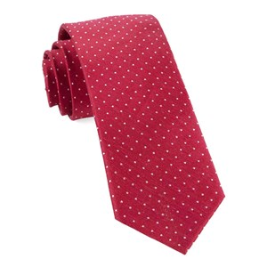 rivington dots apple red ties