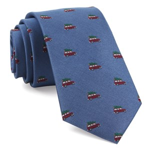 christmas vacation light blue ties