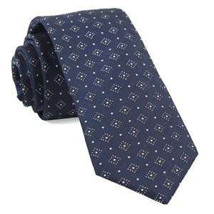 gemstone gala navy ties