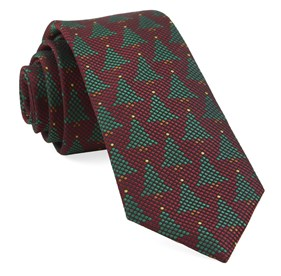 Holiday Network Red Ties