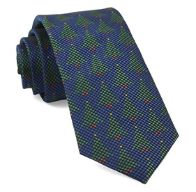 Holiday Network Royal Blue Ties