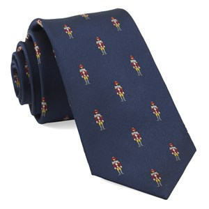 nutcracker navy ties