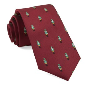 Red Nutcracker ties