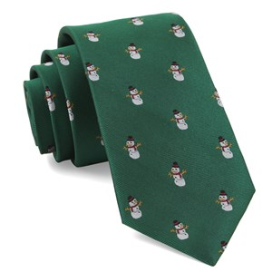 snowman goals kelly green ties