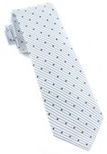 Ties - Down The Aisle Dots - Classic Blue